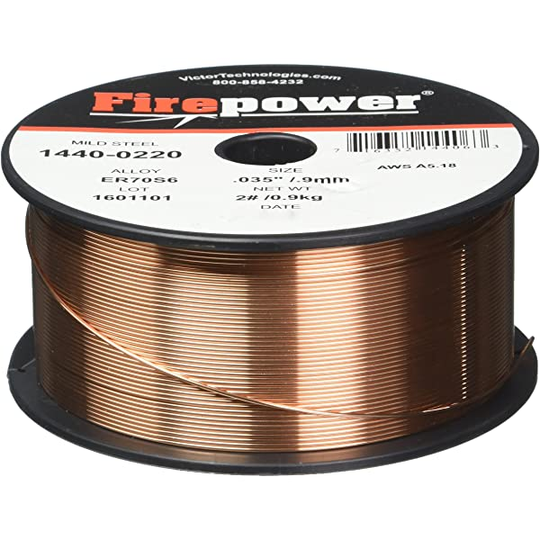 Thermadyne 1440-0210 Firepower 023-70S6 2-Pound Firepower Welding Wire