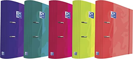 Oxford Filing Touch - Caja de 10 archivadores palanca con lomo ...
