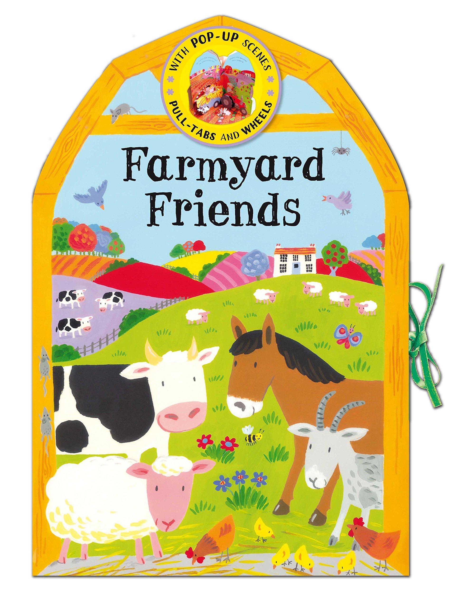 Farmyard Friends (Colourful Carousels) pdf epub