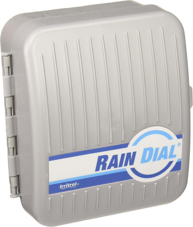 Irritrol Rain Dial RD1200-INT-R 12 Station Indoor Irrigation Controller