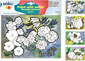SOKO Paint with Water Cards (The Harvest)