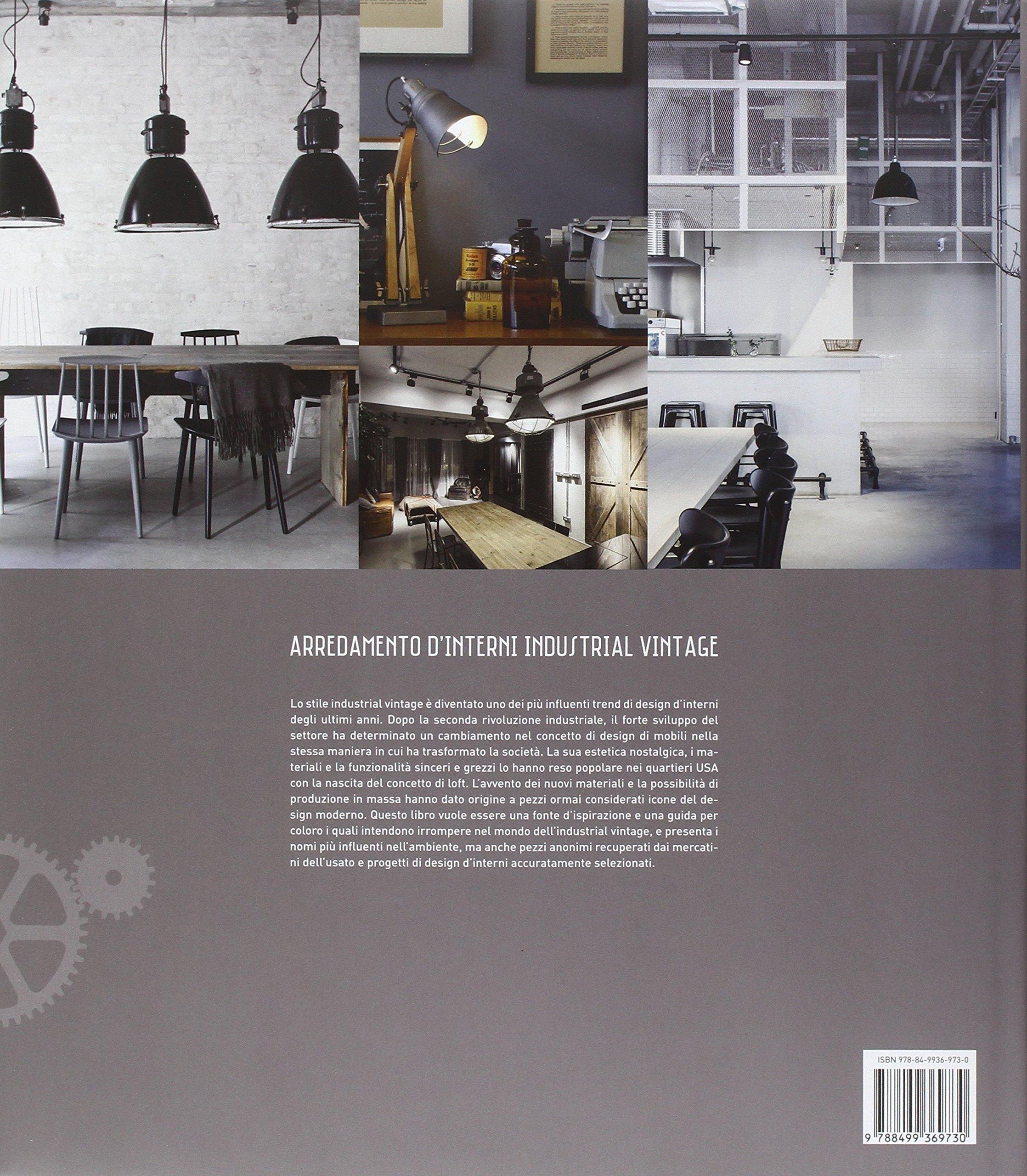 Emejing arredamento industrial vintage contemporary for Arredamento amazon