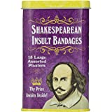 Accoutrements 12389 Shakespearean Insult Bandages