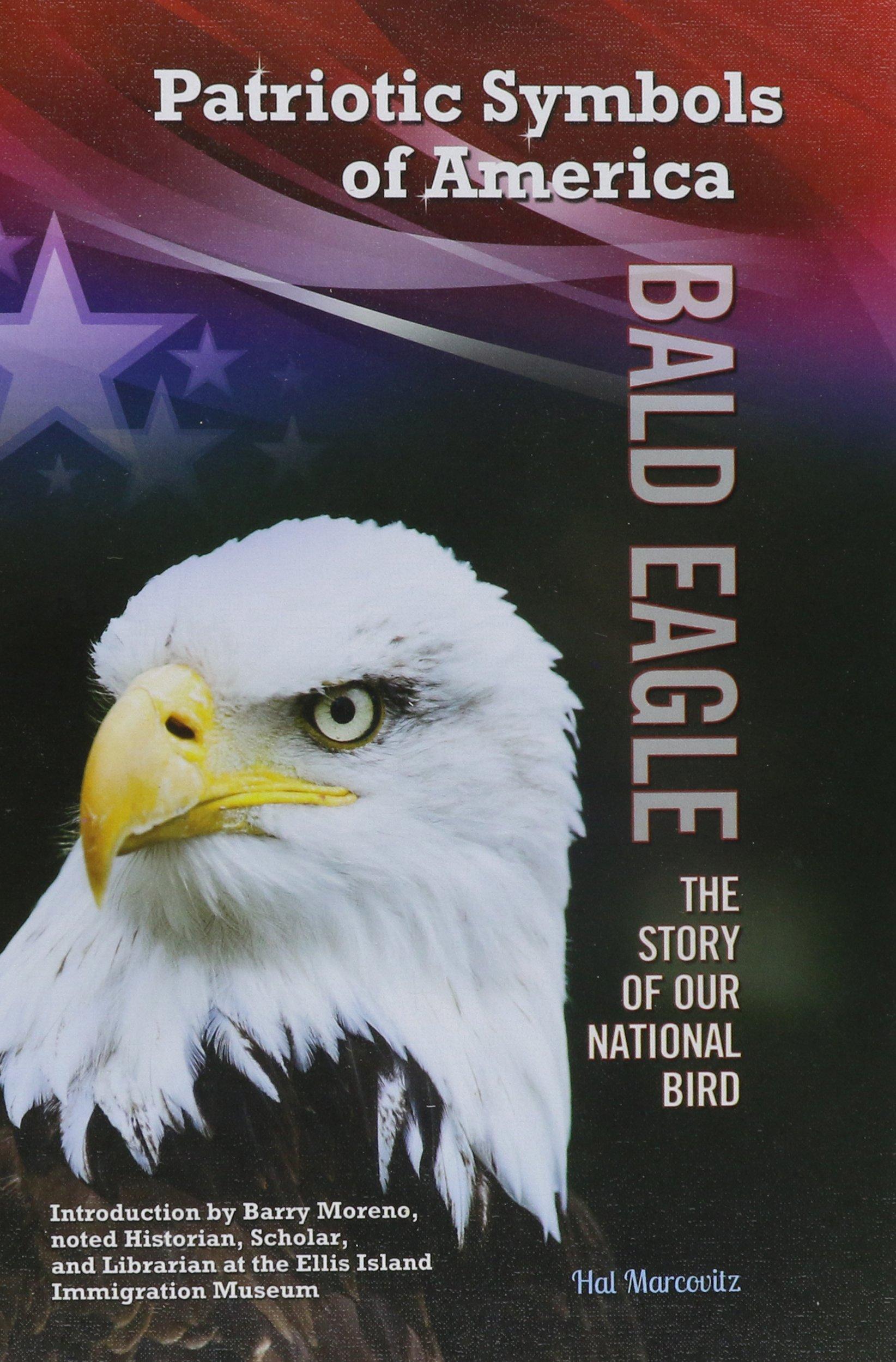 Bald eagle the story of our national bird patriotic symbols of bald eagle the story of our national bird patriotic symbols of america hal marcovitz 9781422231203 amazon books buycottarizona Choice Image