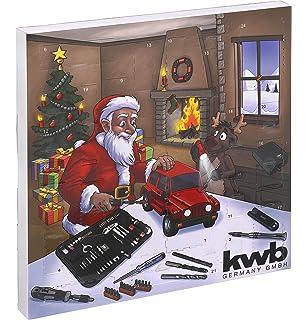 Würth Weihnachtskalender.Wera 05135999001 2018 Adventskalender 24 Teilig Amazon De Baumarkt