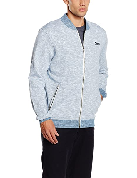 JACK & JONES Jorlock Sweat Baseball Neck, Chaqueta para Hombre