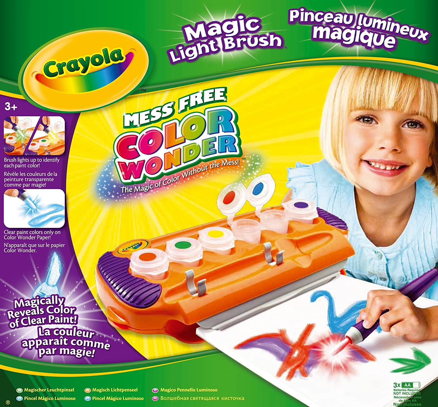 No Mess Paints And Crayola Colors Crayola Paint Pens - Free ...