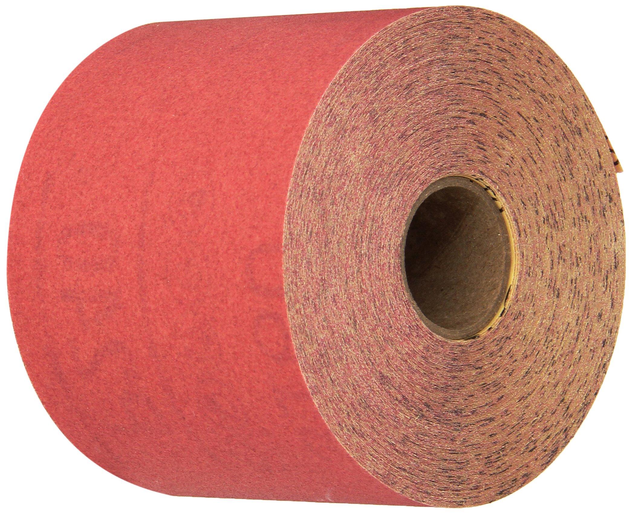 3M 01683 Stikit Red 2-3/4'' x 25 Yard P240 Grit Abrasive Sheet Roll by 3M
