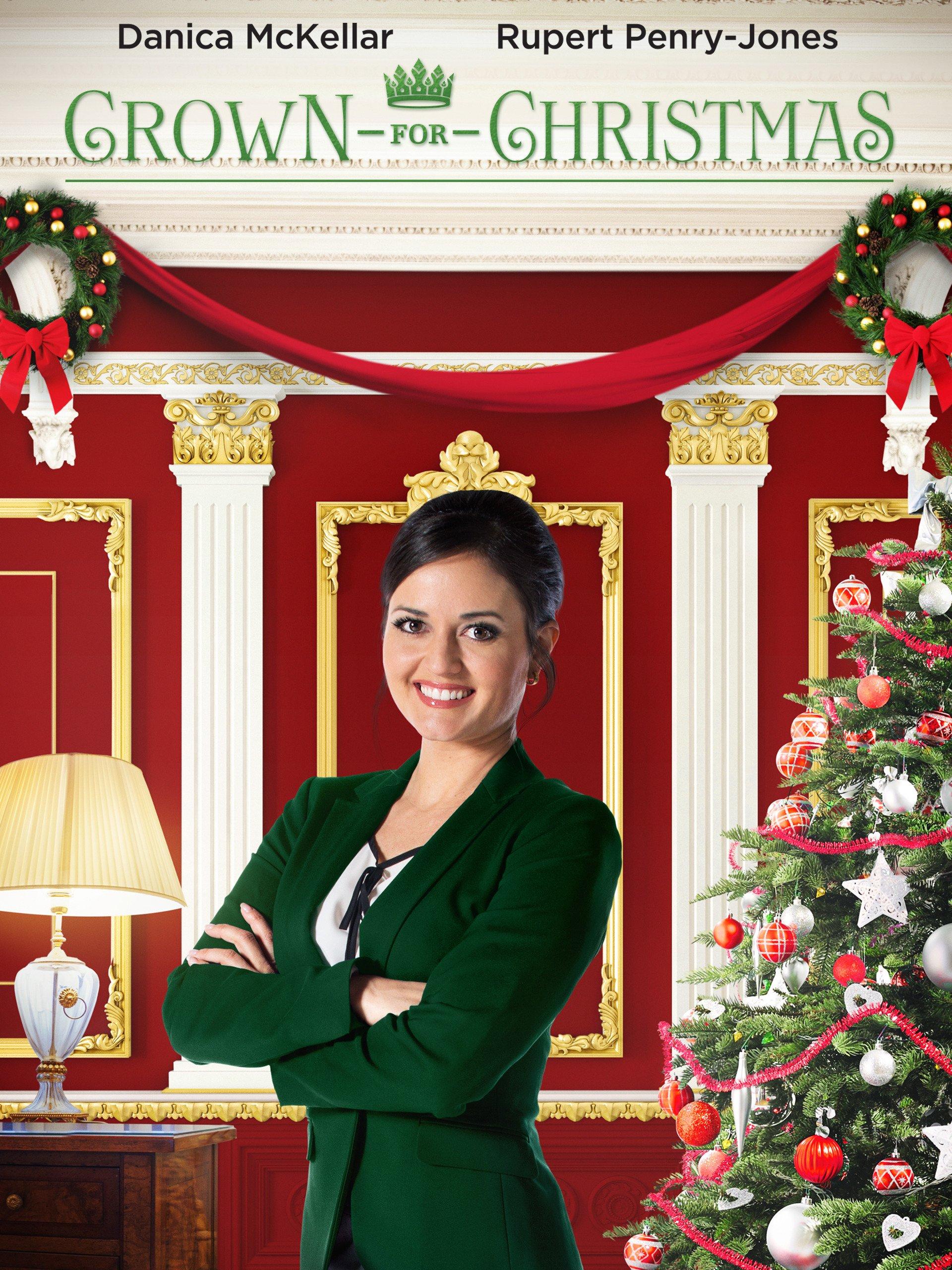 Crown For Christmas Danica Mckellar Rupert Penry Jones