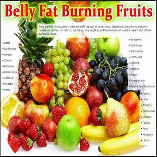foods that help belly fat burning