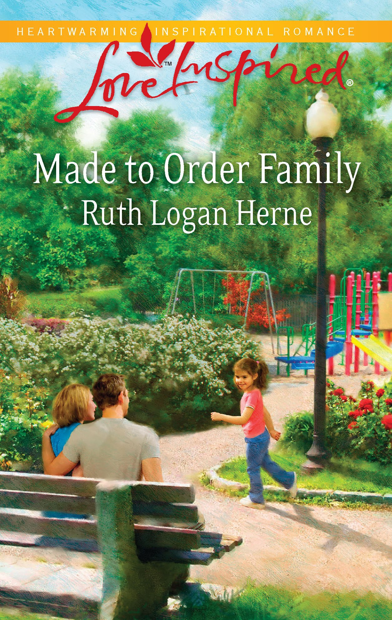 Made to Order Family (Love Inspired) ebook