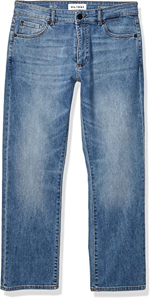 DL1961 Mens Avery-Modern Straight Leg Fit Jean