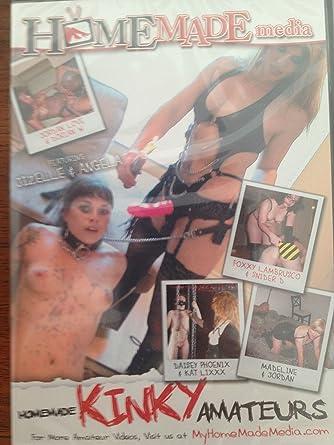 Amateur homemade dvd that