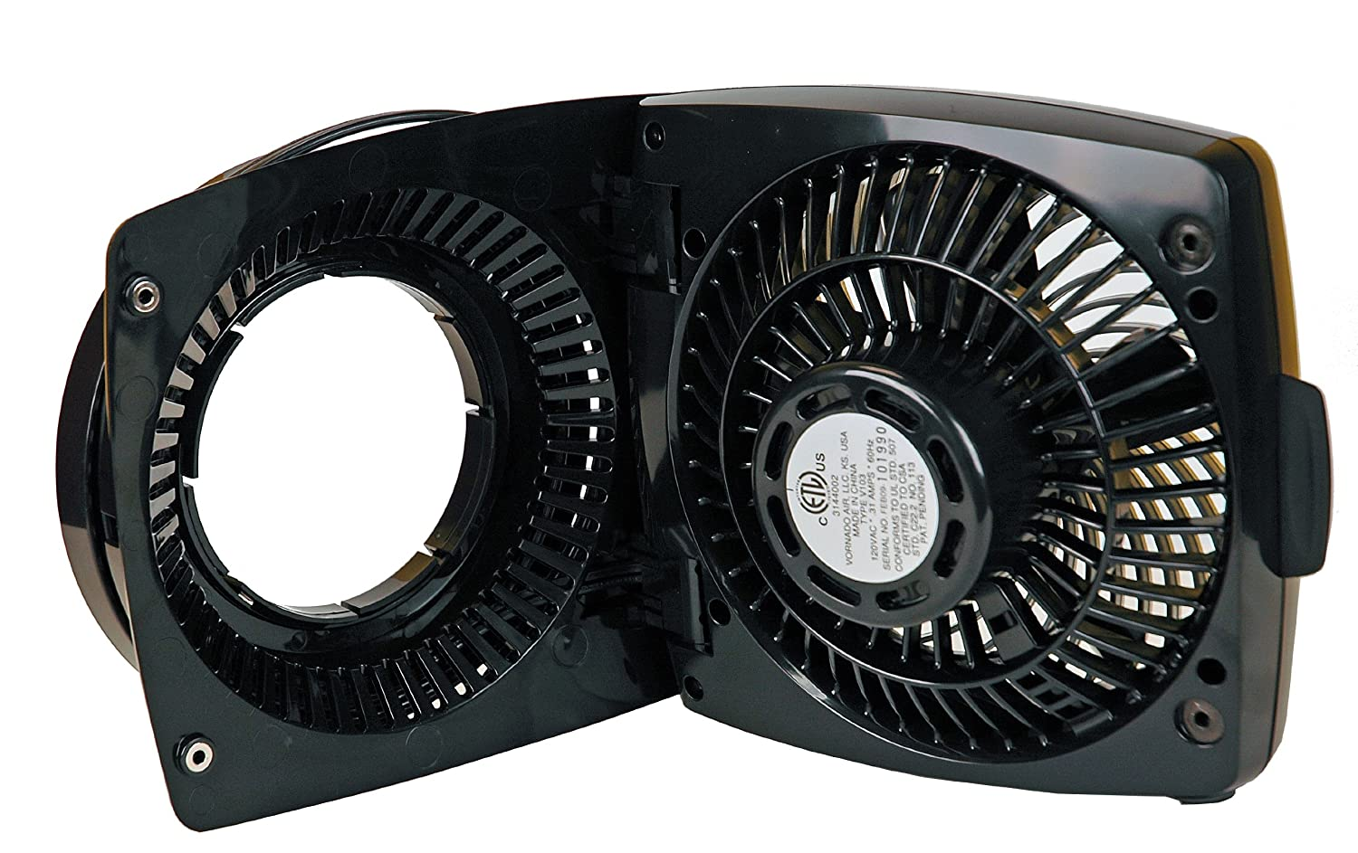 Amazon.com: Vornado CR1-0117-06 Under-cabinet Personal Fan: Home ...