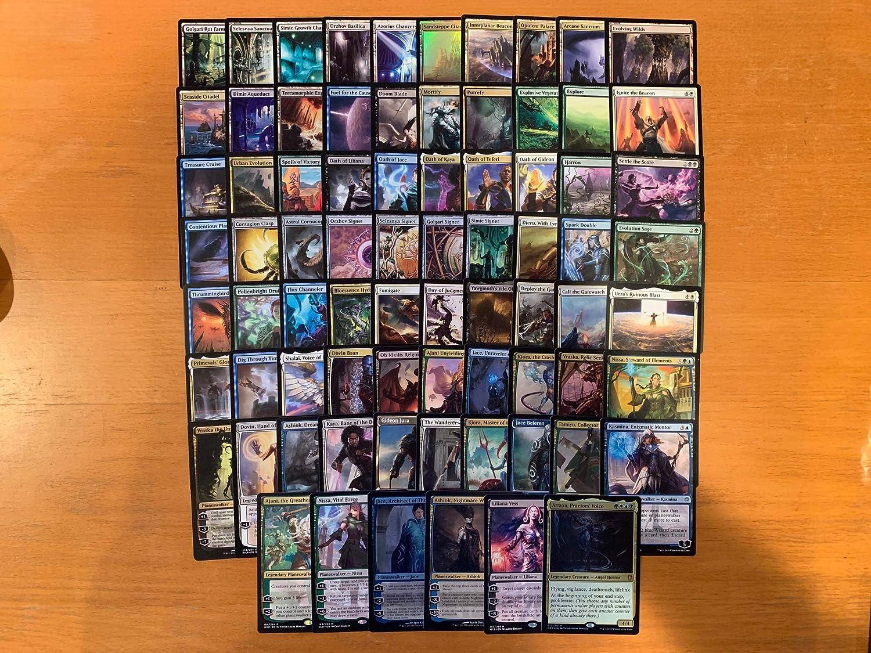 Thran 100 Card Custom Built Magic The Gathering Mono Black MTG Yawgmoth Physician Commander Deck EDH