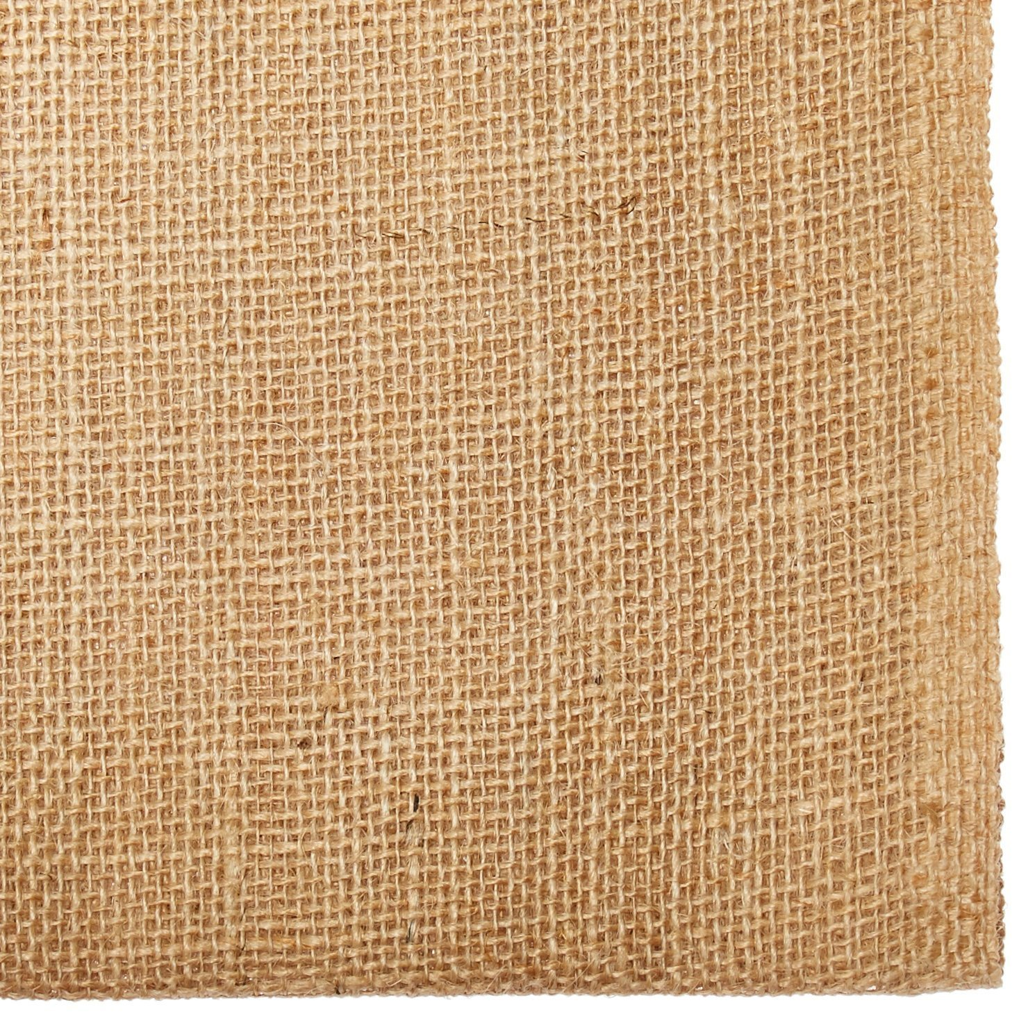 Afula Burlap BUR40-5YDS Burlap Natural, X 5 Yards Long, 40 Wide 40 Wide