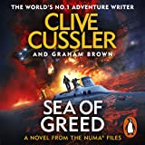 Sea of Greed: NUMA Files, Book 16