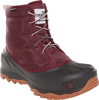 6e6bb57d77 The North Face Women's Tsumoru Boot, Bottes de Neige Femme: Amazon ...