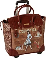 Nicole Lee Fiona Rolling Business Tote
