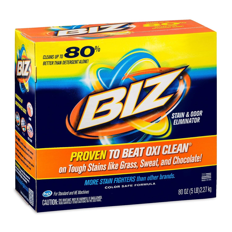 Biz Stain Remover 80 OZ Box by Biz B00NNDD1N4