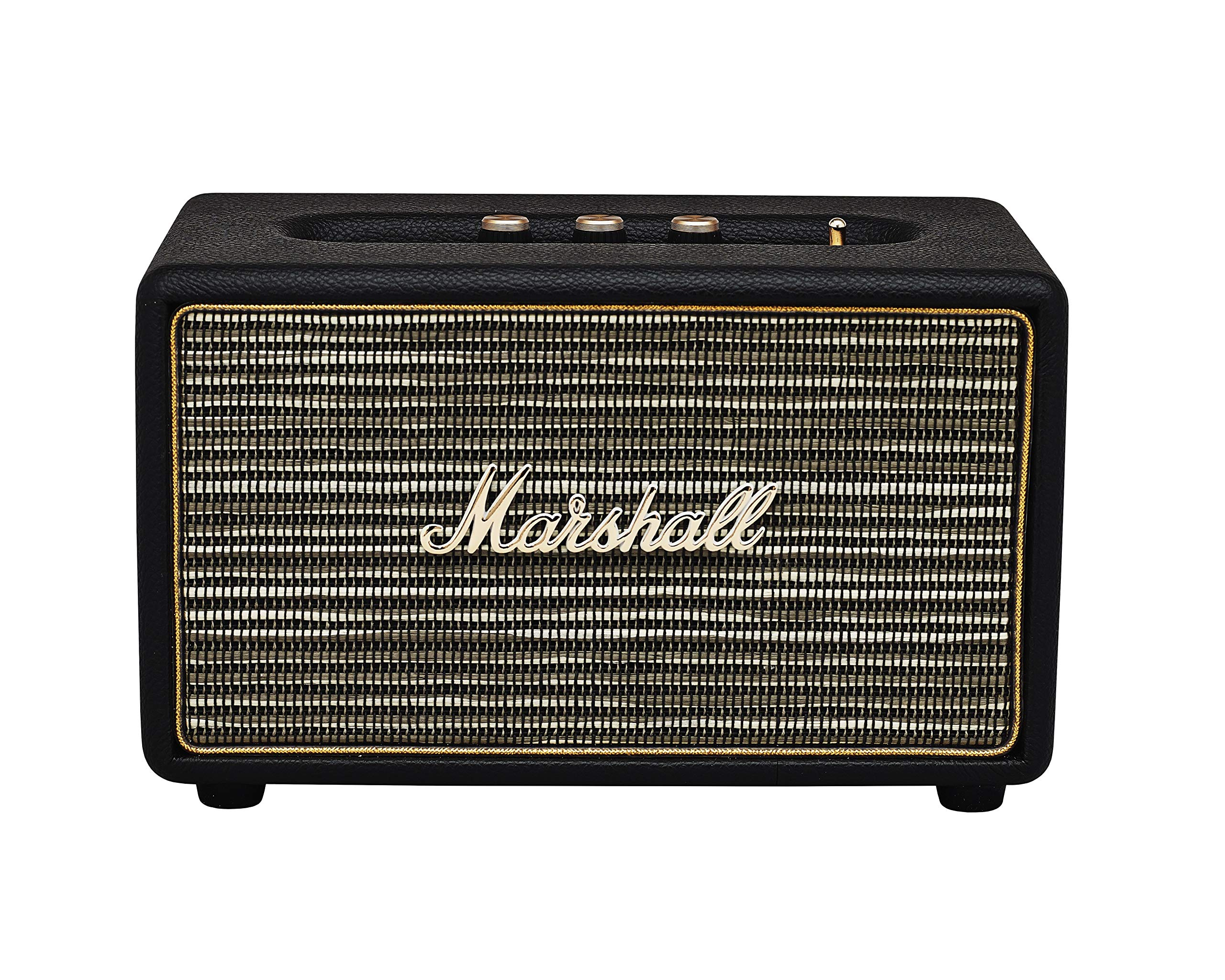 Marshall 04091802 Acton Wireless Bluetooth Speaker Black