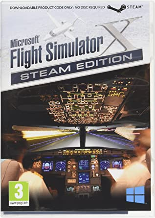 Buy Microsoft Flight Simulator X: Steam Edition (Boxed Steam Code