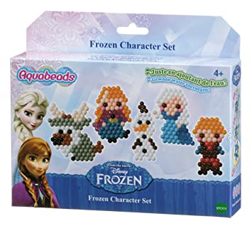 Aquabeads Kit reine des Neiges