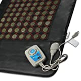 "Large (69""X 31"") Infrared Heat Therapy Healing Jade Mat/Pad Mat80"