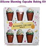 In the Mix Blooming Cupcake Baking Kit