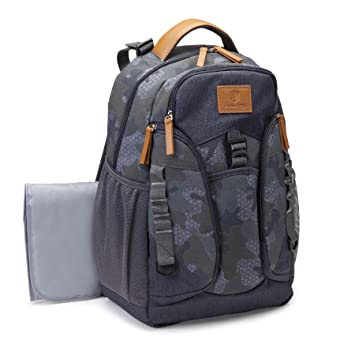 2e91785a43 Amazon.com  Jeep Adventurers Diaper Bag Backpack - Great for Outdoor ...