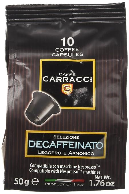 39 opinioni per Caffè Carracci 100 cialde capsule