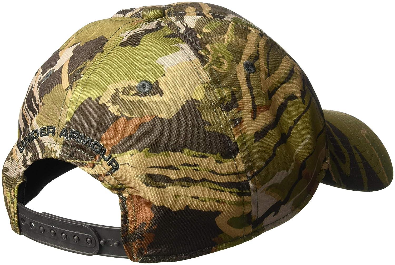 5bac797e5d4 Amazon.com  Under Armour Men s Camo Big Flag Logo Cap