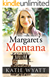 Mail Order Bride: Margaret's Montana: Inspirational Historical Western (Pioneer Wilderness Romance series Book 13)