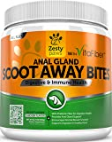Scoot Away Soft Chews for Dogs - With Digestive...