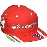 Ferrari Scuderia Ferrari Kimi Raikkonen Red Flatbrim Team Hat