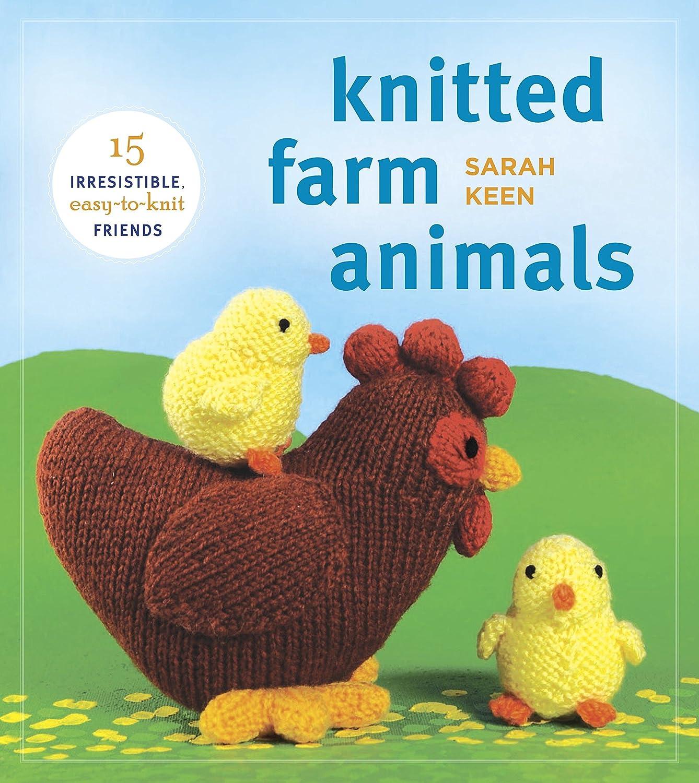 Amazon Random House Knitted Farm Animals 15 Irresistible