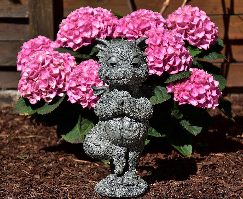MystiCalls by Mayer Chess drago appeso verso il basso motivo Vaso da fiori da interni ed esterni
