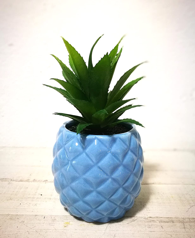 Artificial Potted Succulent Plant 7.8