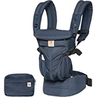 Ergobaby Ergobaby Omni 360 Cool Air Mesh Baby Carrier, Midnight Blue
