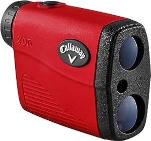 Callaway 200 Laser Rangefinder, Red