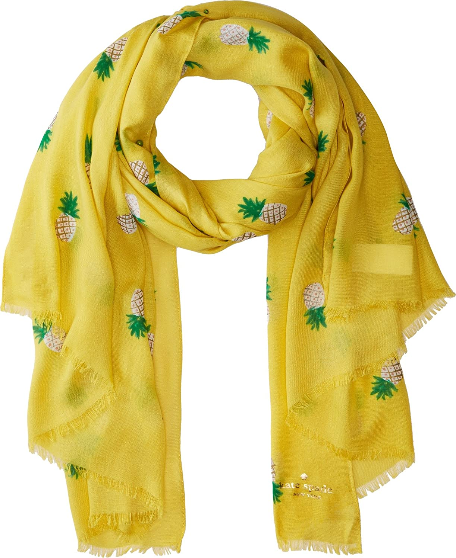 Kate Spade New York Womens Pineapple Oblong