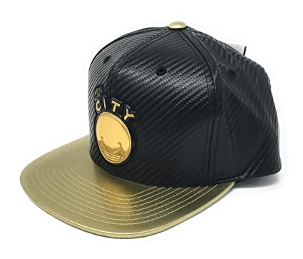 Mtichell   Ness Men s The City Warriors Carbon Fiber Snapback at ... f75d9aa3419