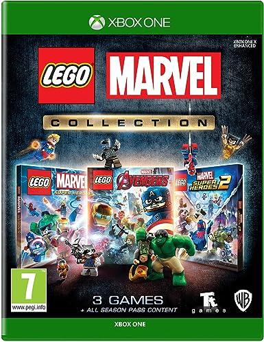 LEGO Marvel Collection - Xbox One [Importación inglesa]: Amazon ...