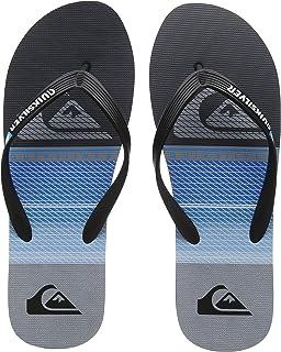 984db8690add Quiksilver Men s Molokai Highline Slab Flip Flops