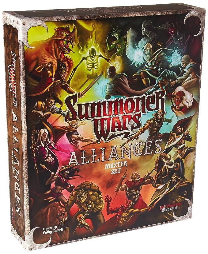 Amazon.com: Alianzas de Summoner Wars Master Set – Juego de ...