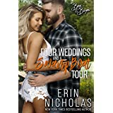 Four Weddings and a Swamp Boat Tour (Boys of the Bayou Book 6): a friends with benefits small town rom com