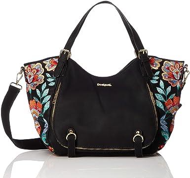 Desigual Bag ODISSEY Female Black - 18WAXP06-2000-U  Amazon.fr ... 5ce424bf7dea