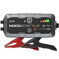 NOCO Boost Plus GB40 1000 Amp 12-Volt Ultra Safe Portable Lithium Car Battery Jump...