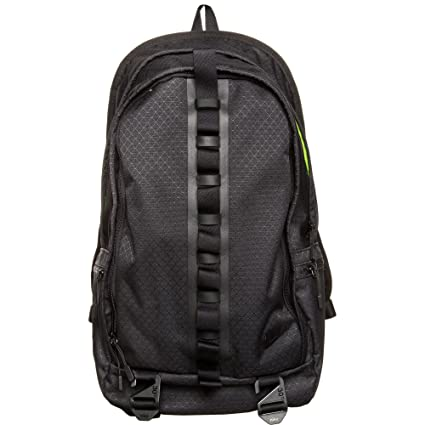 8d3c1edc0224  BA5061-001  NIKE KARST COMMAND BACKPACK ACCESSORIES ACCESSORIES NIKEBLACK  GREENM