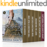When a Rogue finds love (6 Book Regency Romance Box Set) (The Clean Regency Boxset 2)